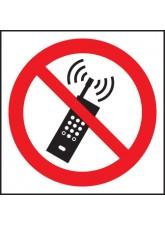 No Mobile Phones (Symbol)