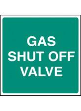 Gas Shut Off Valve
