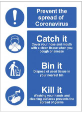 Coronavirus - Catch it, Kill it