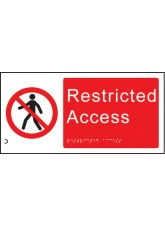 Braille - Restricted Access