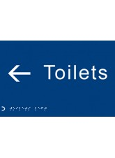 Braille - Toilets <---