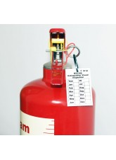 Extinguisher Visual Inspection Tag (Pack of 10)