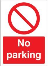 A4 No Parking