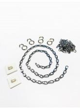 Chain Suspension Kit (Chrome)