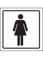 Ladies Symbol - Visual Impact Sign