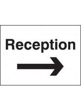 Reception Arrow Right